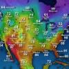 Tv Weather Map.Intelliweather Tv Radio Web Digital Signage